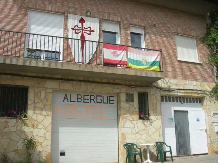 Photo in Albergue La Casa del Peregrino on the Camino de Santiago
