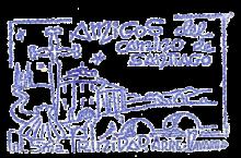 Albergue de Trinidad de Arre - Stamp