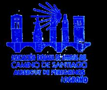 Asociacion Riojana de amigos del Camino de Santiago - Logrono - Sello