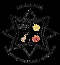 camino de santiago Refugio de Peregrinos Acacio y Orietta stamp and sello