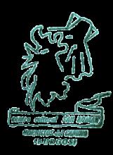 camino de santiago Albergue de Hornillos del Camino stamp and sello