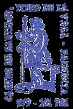 "camino de santiago Albergue de Itero ""La Mochilla"" stamp and sello"