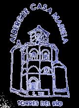 camino de santiago Albergue Casa Mariela stamp and sello