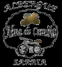 camino de santiago Alma do Camiño stamp and sello
