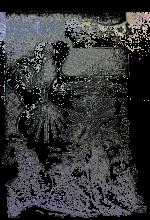 camino de santiago Albergue El Alfar de Hornillos stamp and sello
