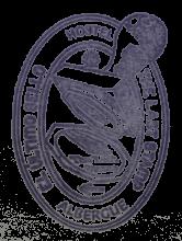 camino de santiago Albergue The Last Stamp stamp and sello