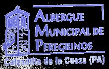 camino de santiago Albergue Municipal de Calzadilla de la Cueza stamp and sello
